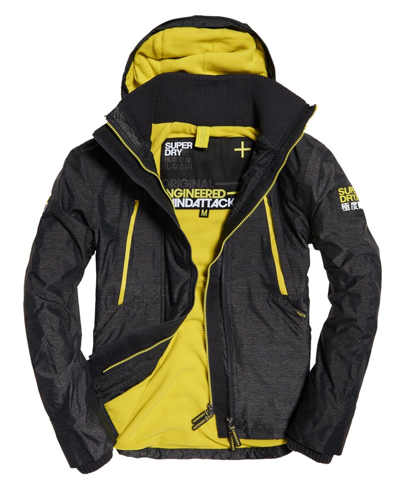 Superdry Hooded Polar SD-Windattacker Jacket