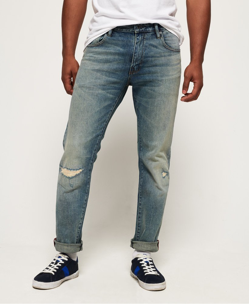 Superdry Daman Straight Jeans thumbnail 1