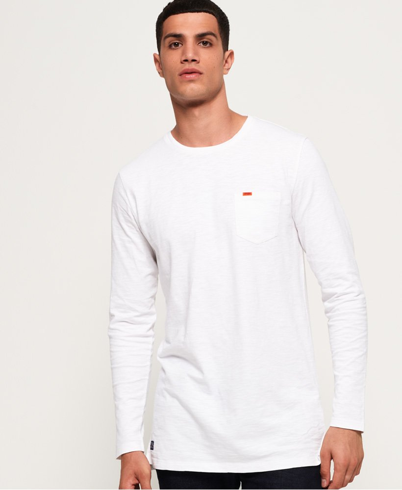 Superdry Dry Originals lang T-shirt thumbnail 1