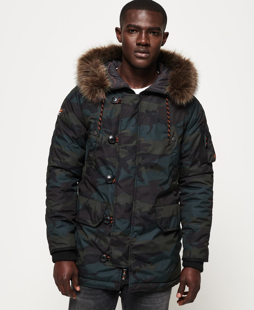 Superdry SDX Parka Jacket