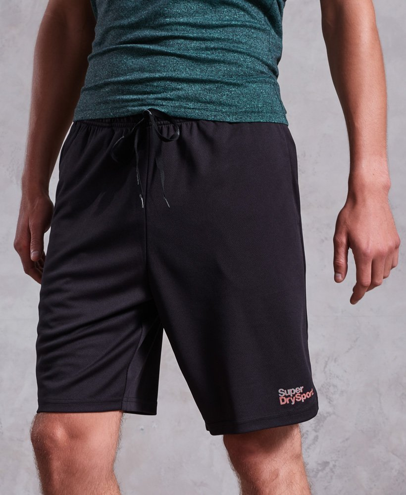 Superdry Core Train Relaxed Tricot Shorts thumbnail 1