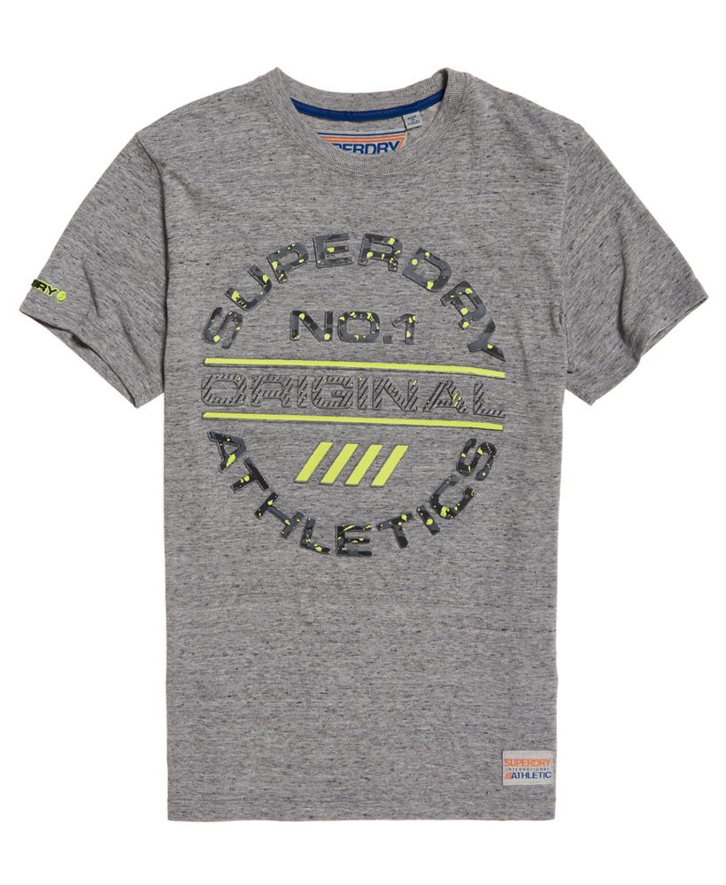 Superdry Trophy Original Splat T-Shirt thumbnail 1