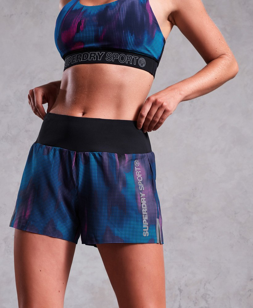 Superdry Løse Active shorts