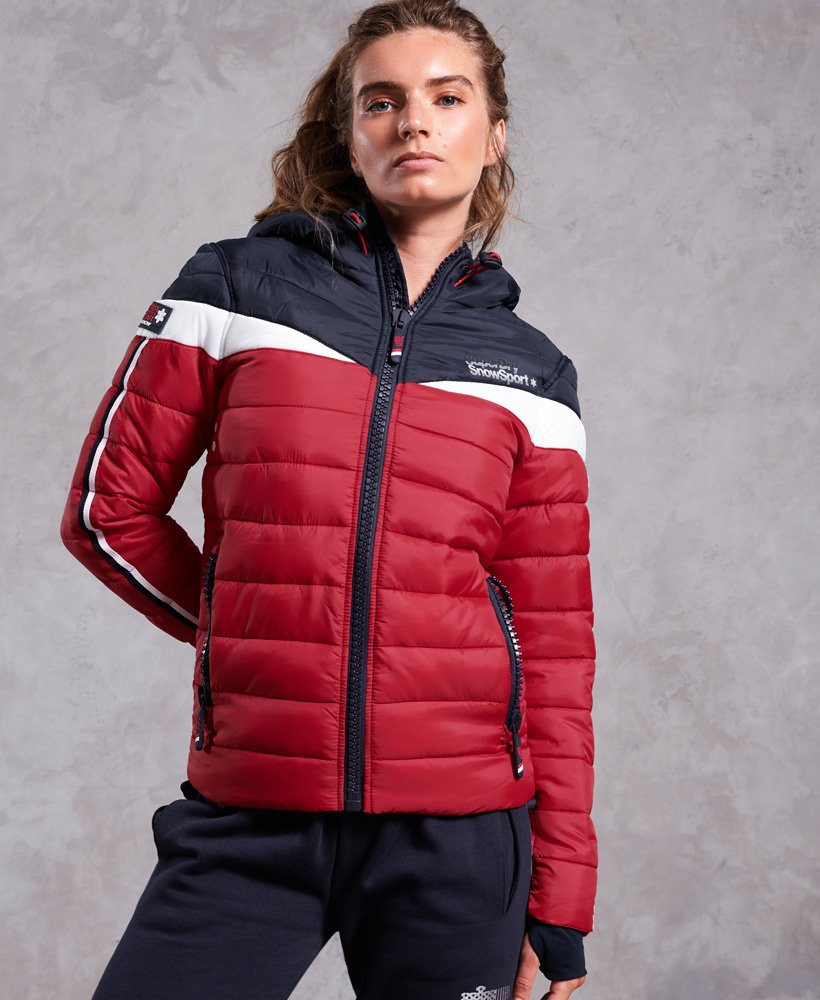 Superdry Fuji Downhill Jacket  thumbnail 1