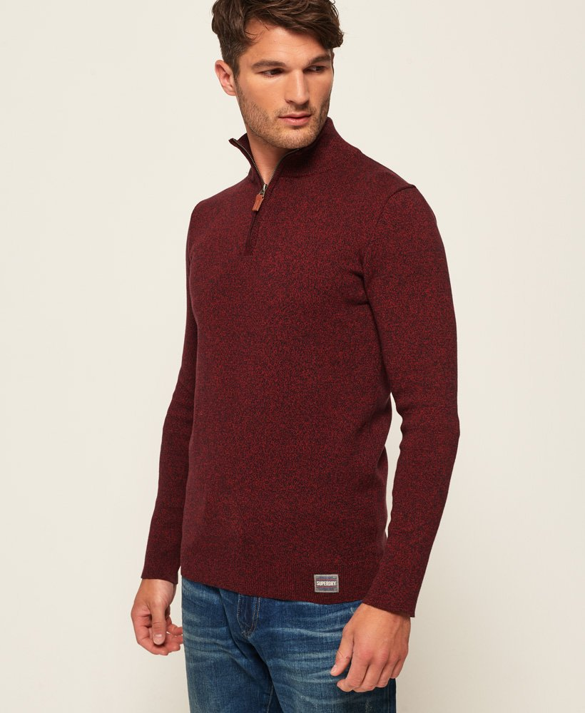 Superdry Maglione Metropolitan Northside Henley thumbnail 1