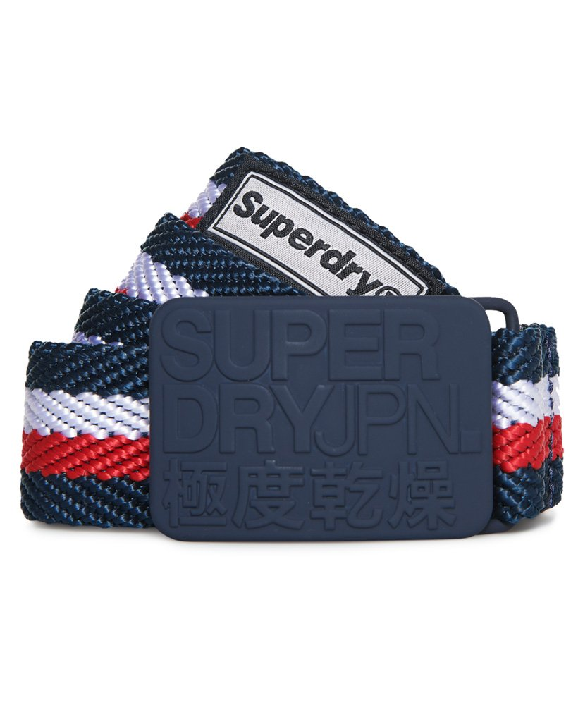 Superdry Cinturón Supersid