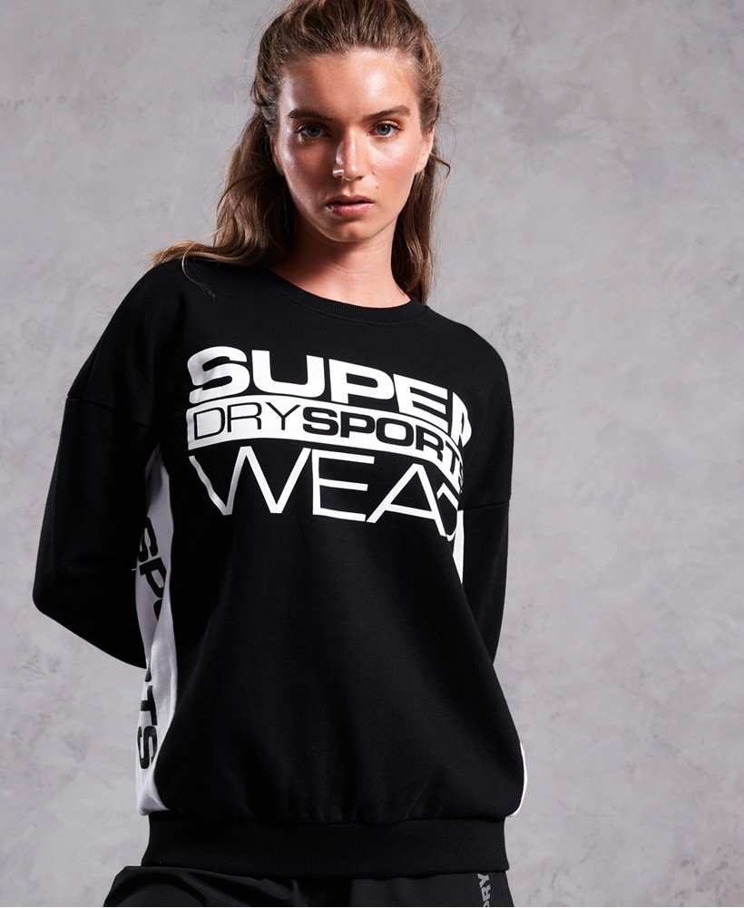 Superdry Sportswear Street Crew Neck Sweater thumbnail 1