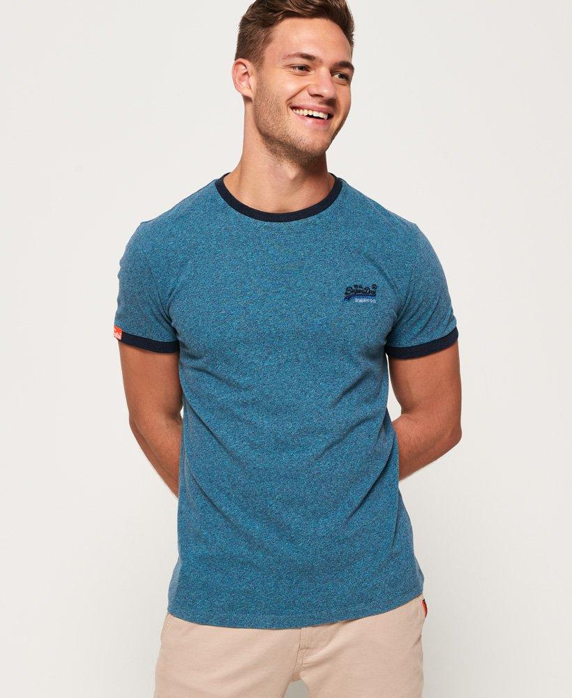 Superdry Cali Ringer T-Shirt thumbnail 1