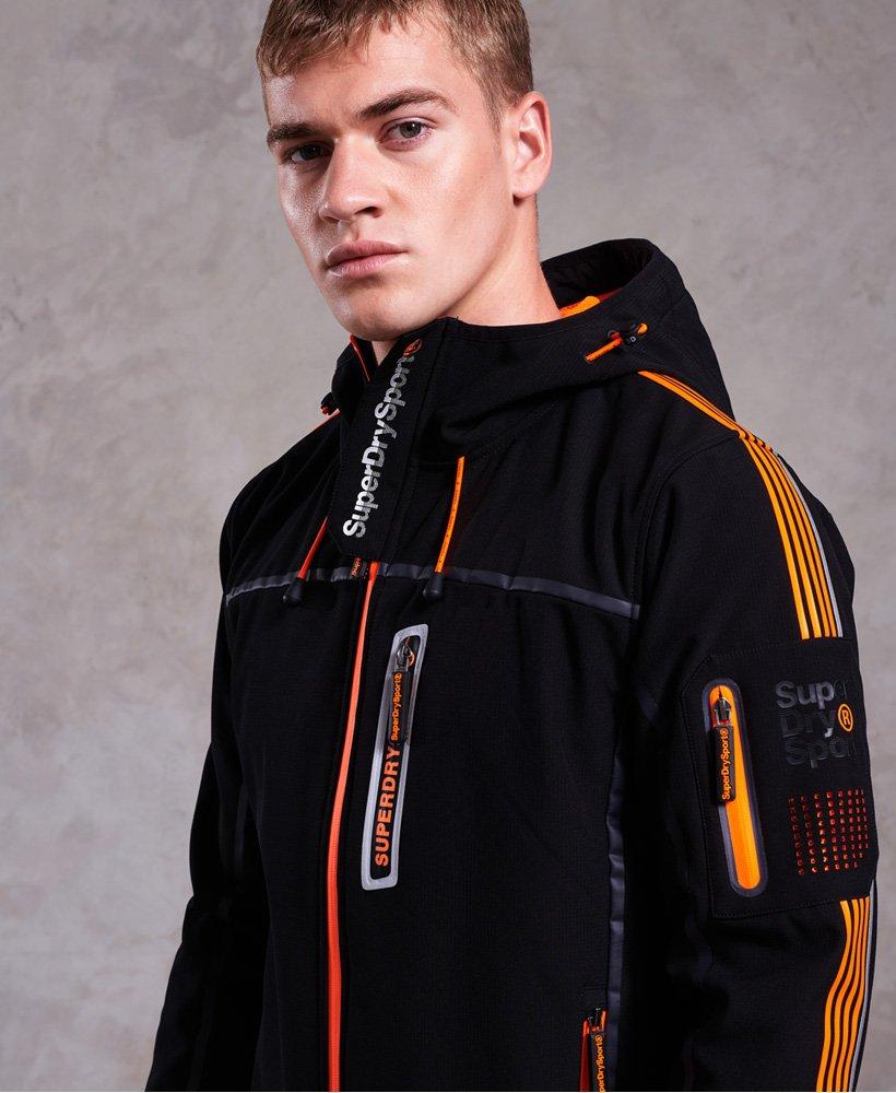 Superdry Polar Team Sport Trakker Jacket thumbnail 1