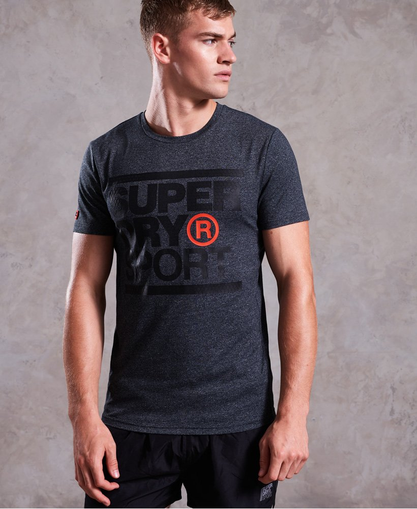 Superdry T-shirt graphique Core thumbnail 1