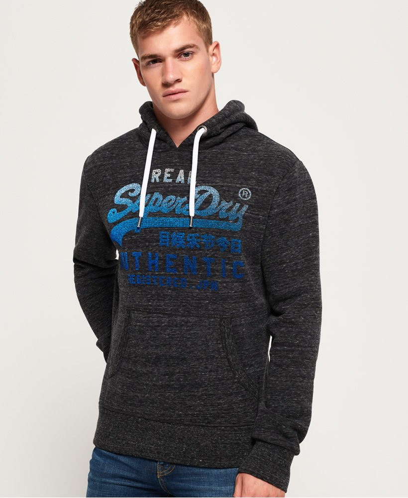 Superdry Verblasstes Vintage Authentic Hoodie