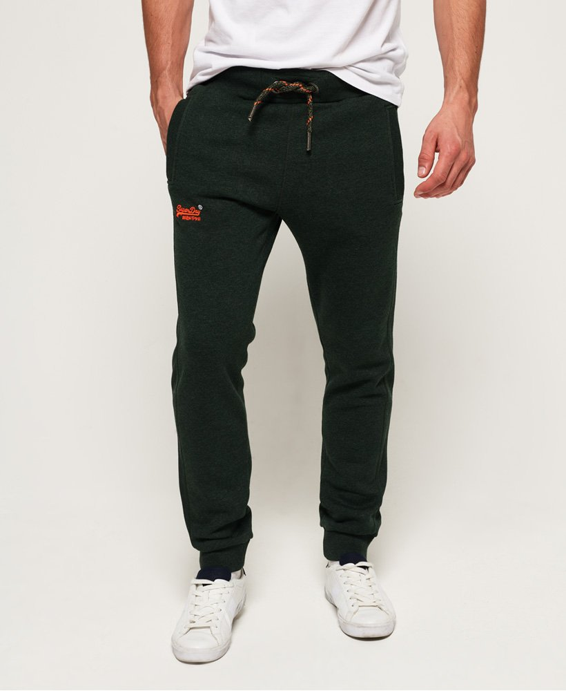 Superdry Orange Label Cuffed Joggers thumbnail 1