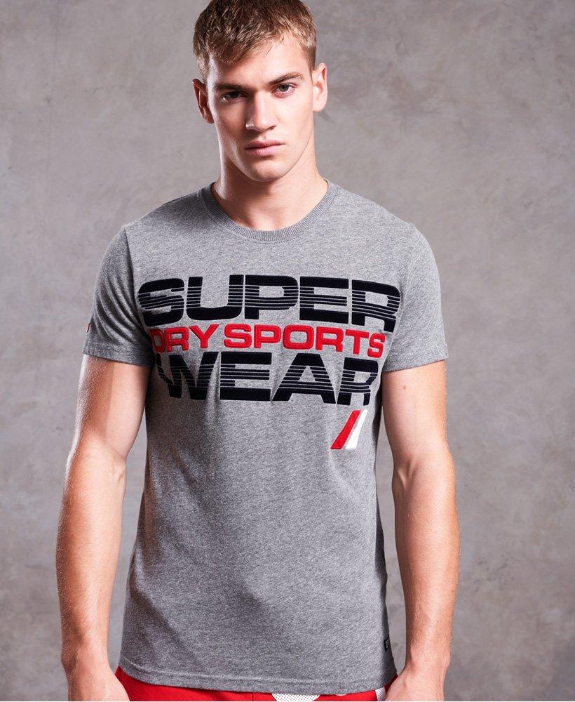 MarlSuperdry Speed Dark T Sportswear Shirt In Mens WEIY2De9H