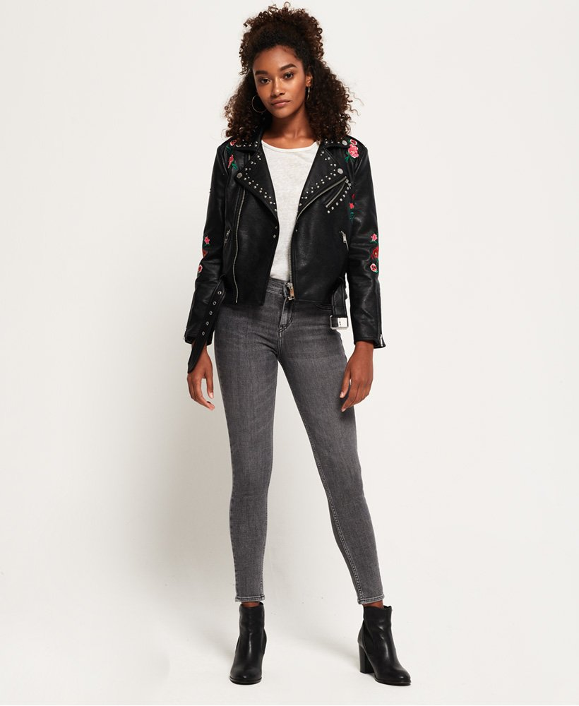 Superdry Super Crafted Skinny Jeans thumbnail 1