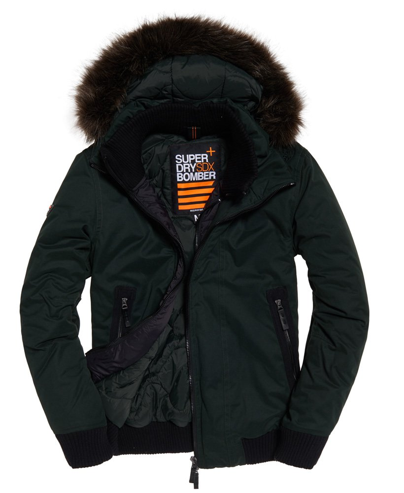 Superdry Giacca in microfibra SD-Windbomber