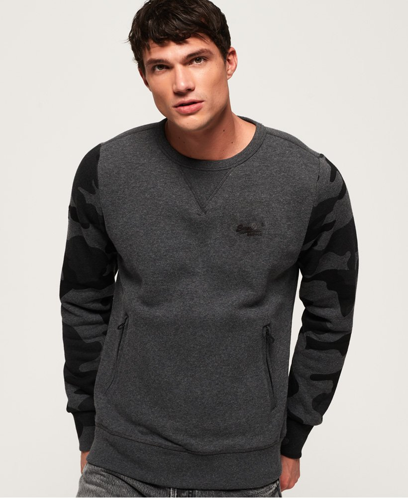Superdry Sweat Urban Orange Label