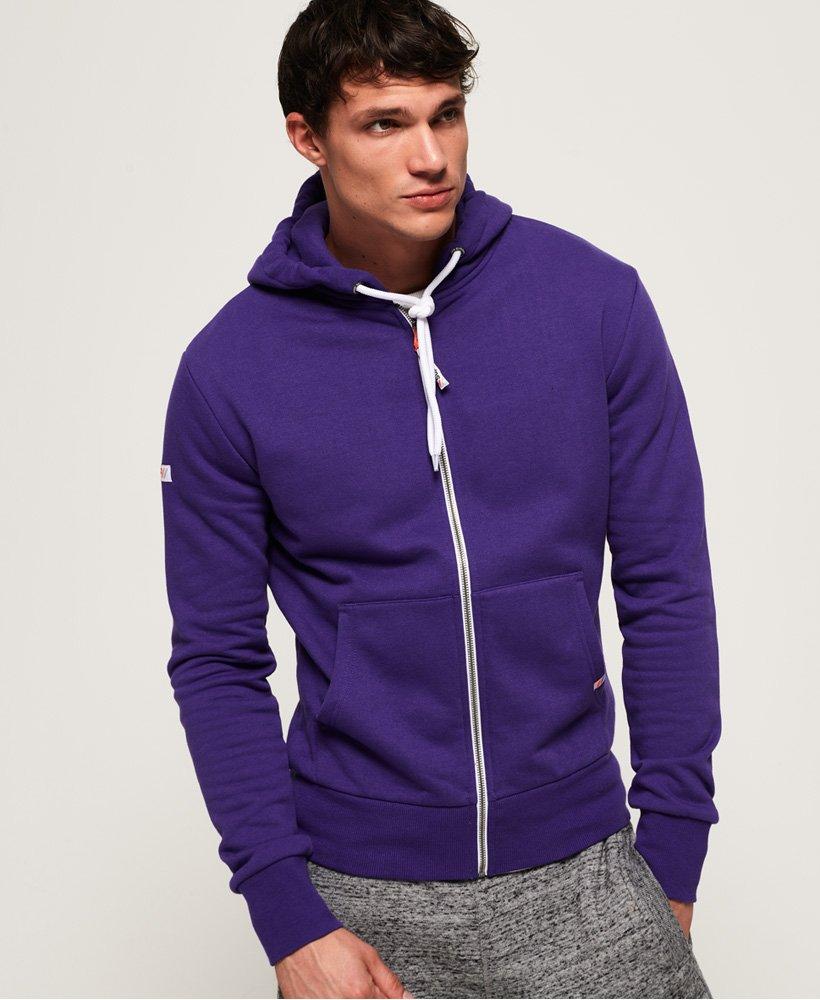 Superdry LA hoodie met rits thumbnail 1