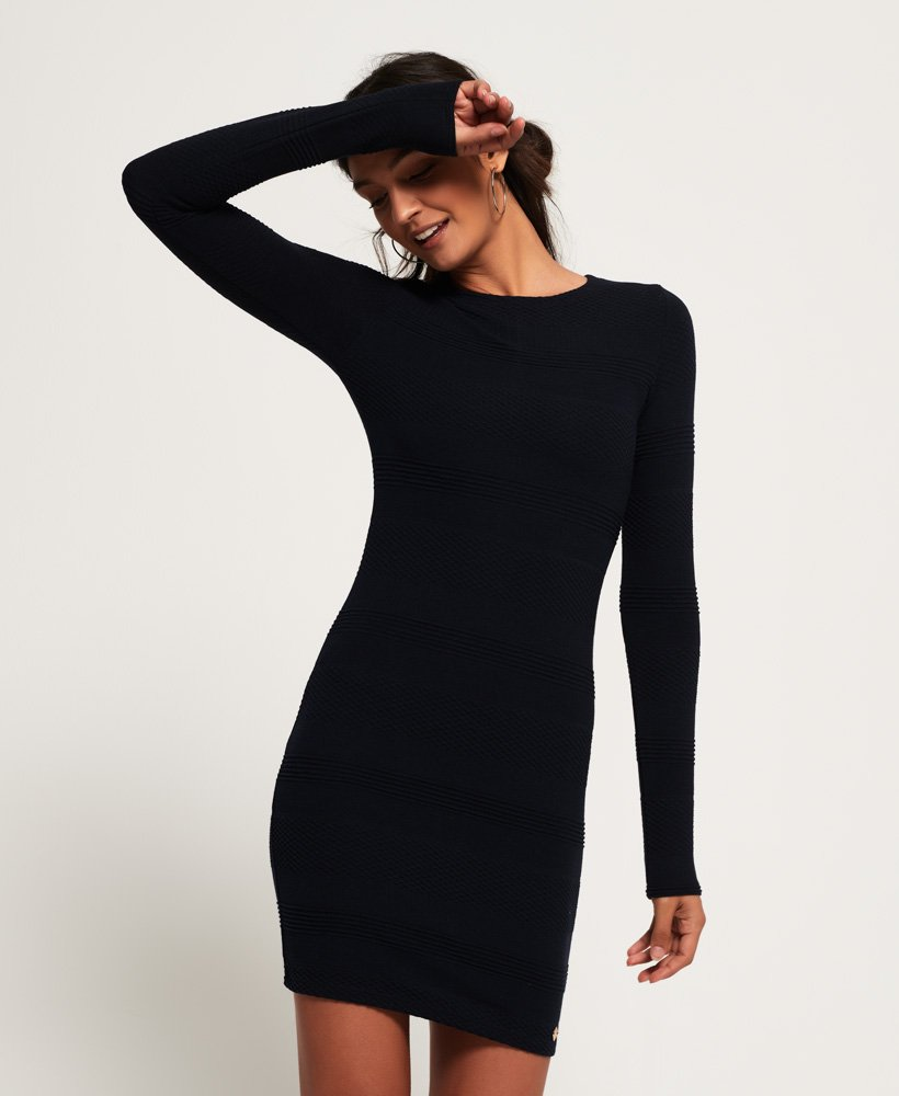 Superdry Aria Bodycon Dress thumbnail 1