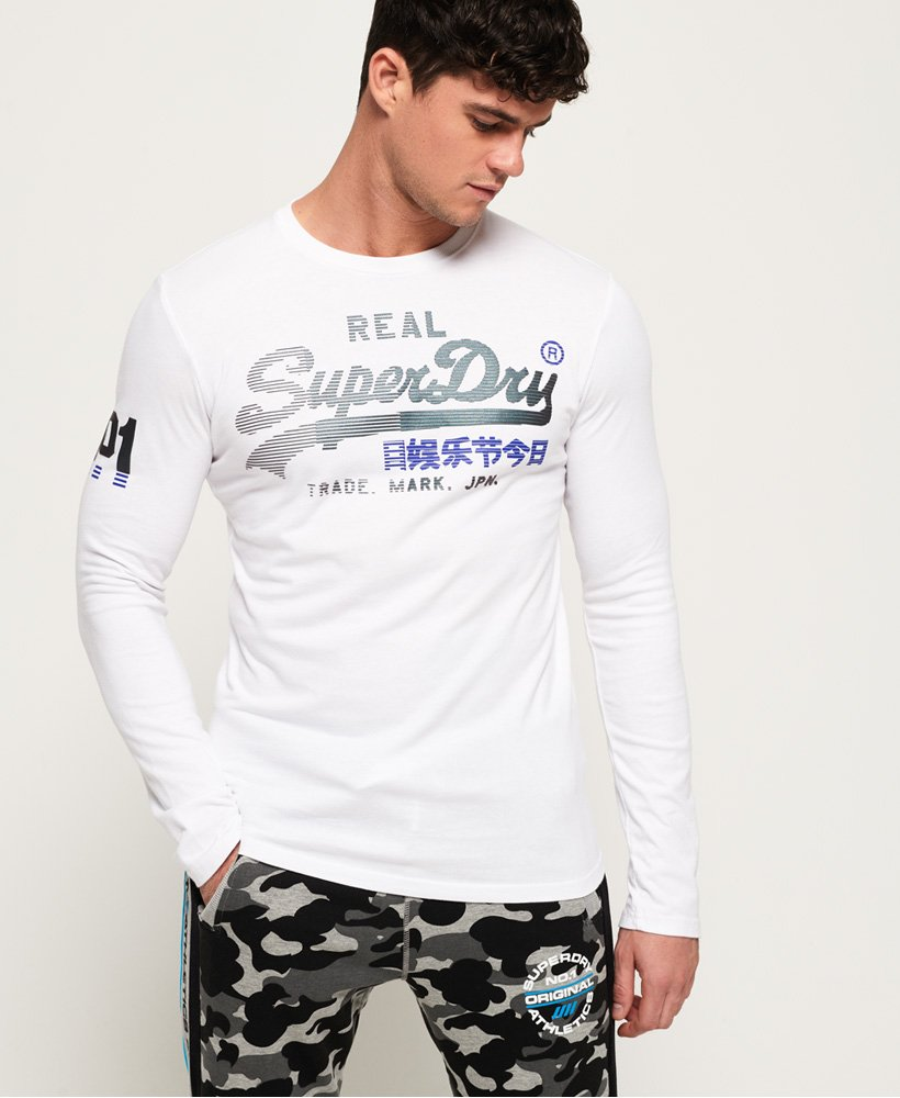 Superdry Vintage Logo 1st Duo T-Shirt thumbnail 1