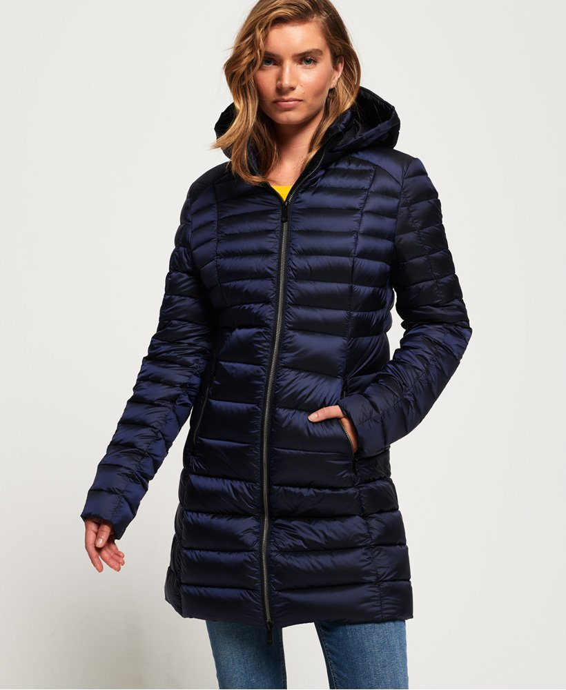 Superdry Blisse Down Parka thumbnail 1