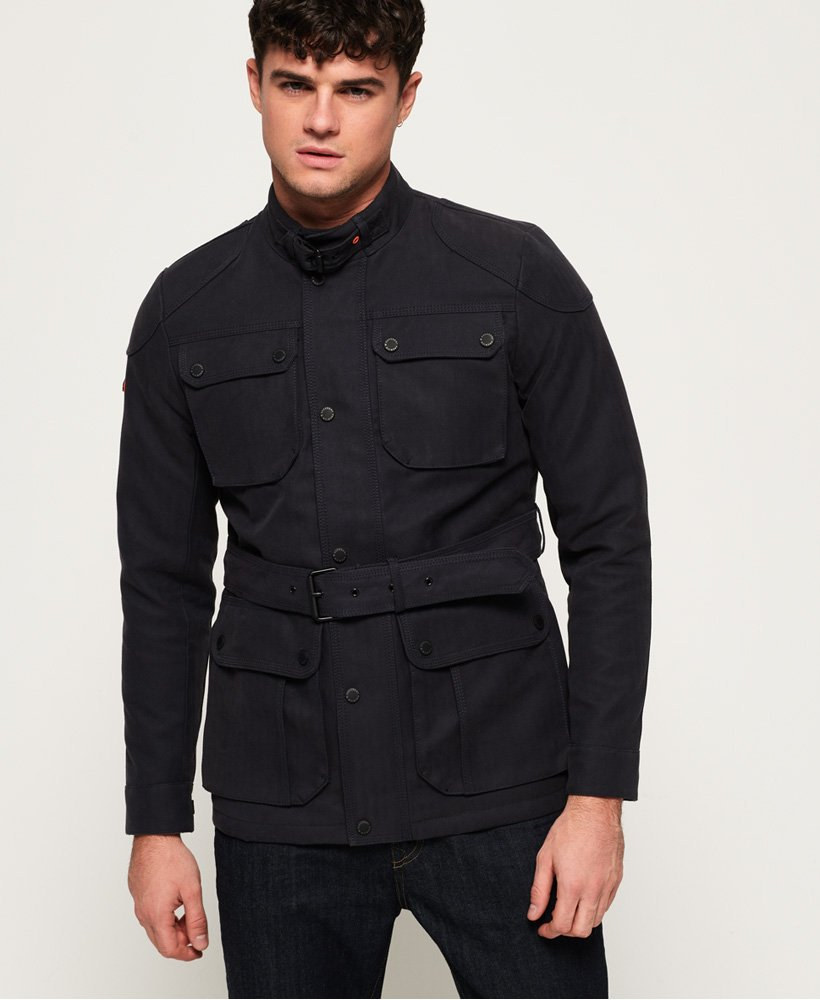 Superdry Premium Four Pocket Field Jacket thumbnail 1