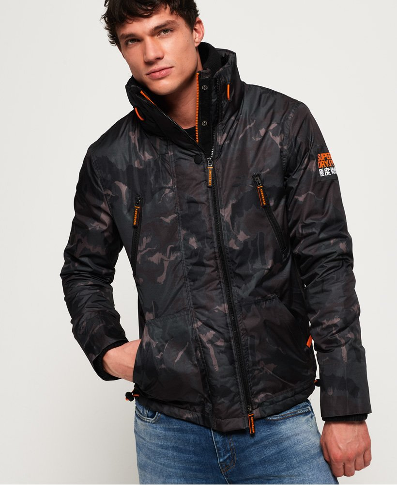 Superdry Polar SD-Windattacker Jacket thumbnail 1