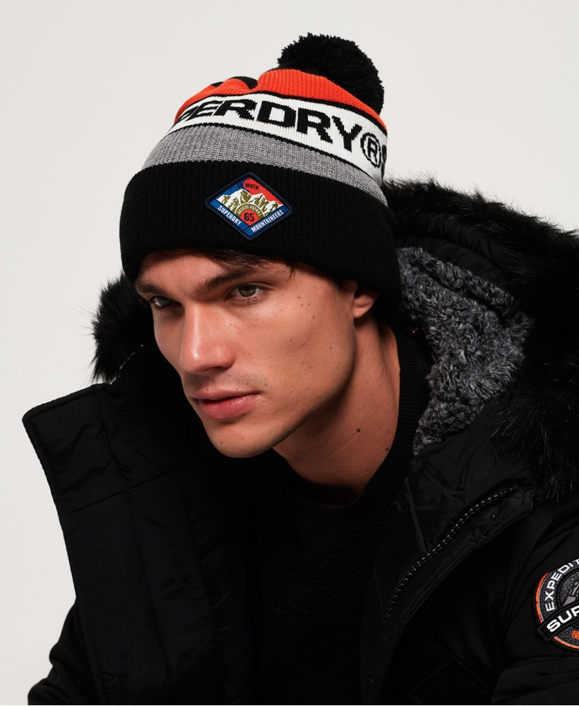 Superdry Trophy Beanie thumbnail 1
