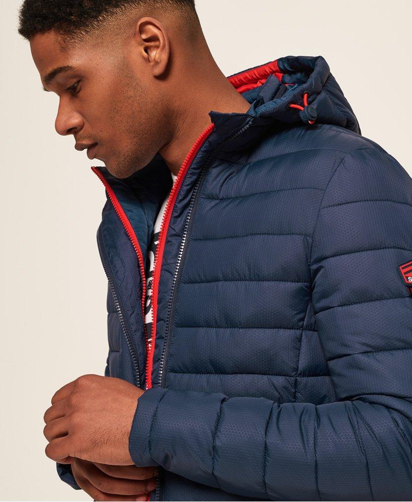 Men's Jackets Double Fuji Hooded Jacket Superdry Zip QWBrdCxEeo