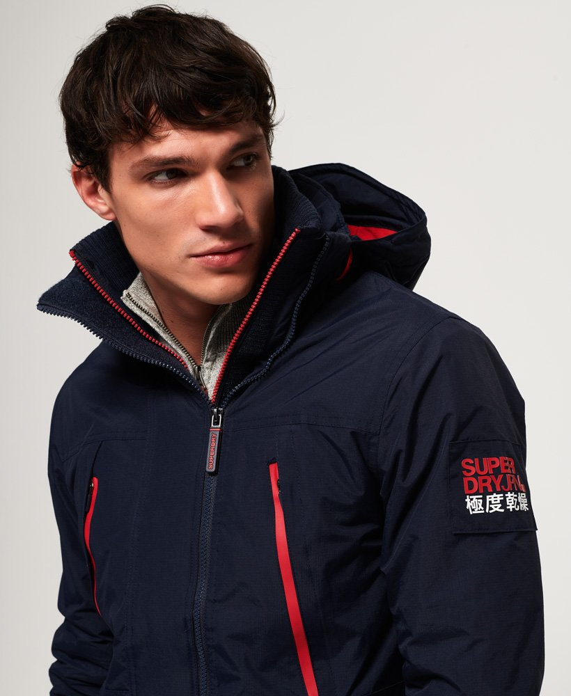 Superdry Polar SD-Wind Attacker Jacke mit Kapuze thumbnail 1