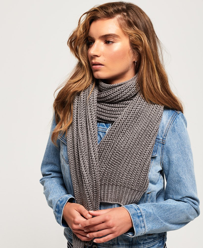 Superdry Aries Sparkle Scarf thumbnail 1