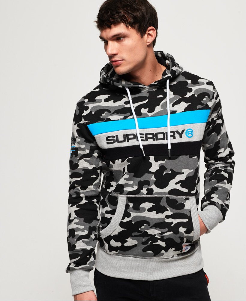 Superdry Trophy Camo Hoodie thumbnail 1