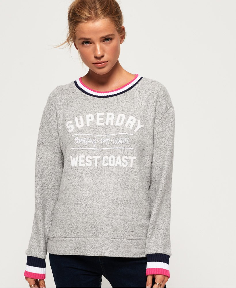 Superdry Brent Wood Pop Sweater