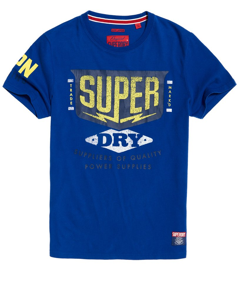 Superdry Power Heritage Classic T-Shirt