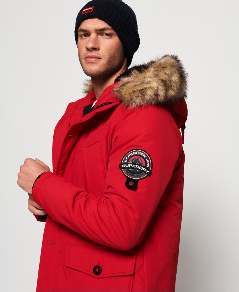 Superdry Everest Parka Jacket thumbnail 1