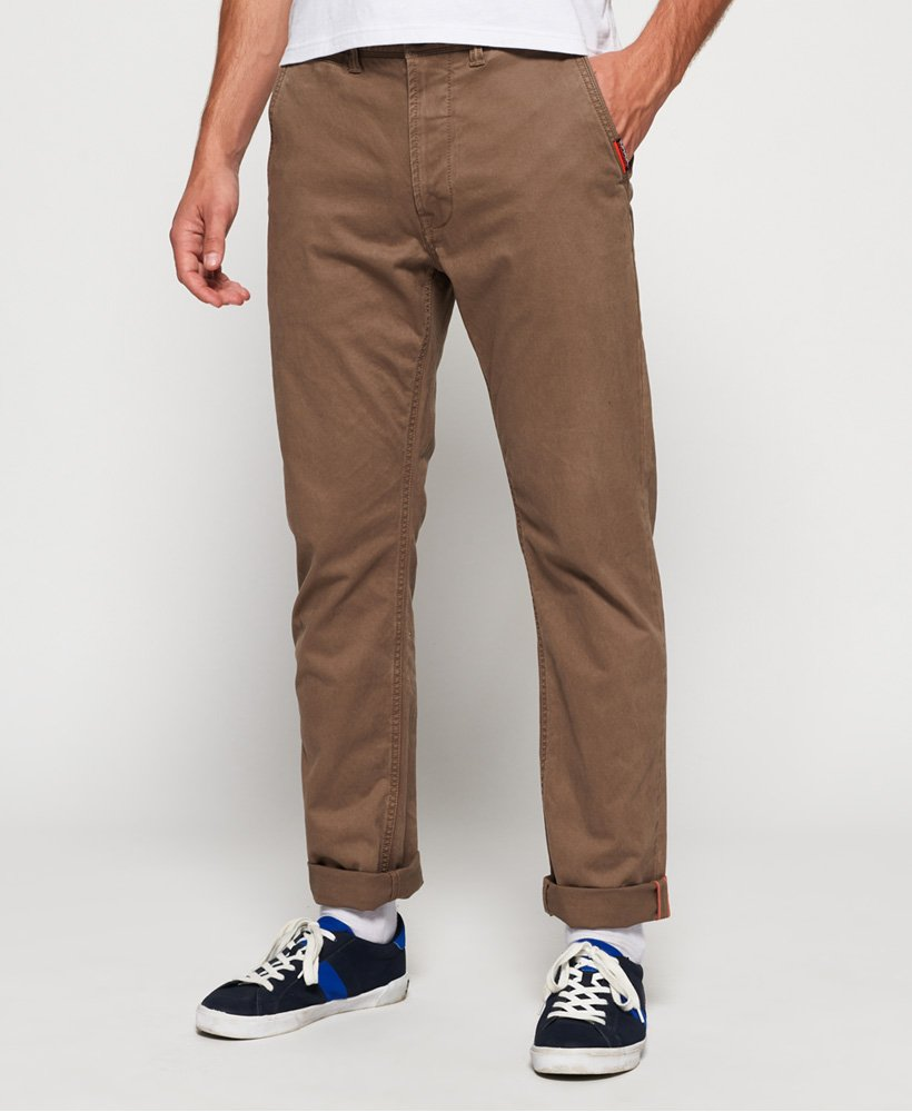 Superdry International Straight Chinos thumbnail 1