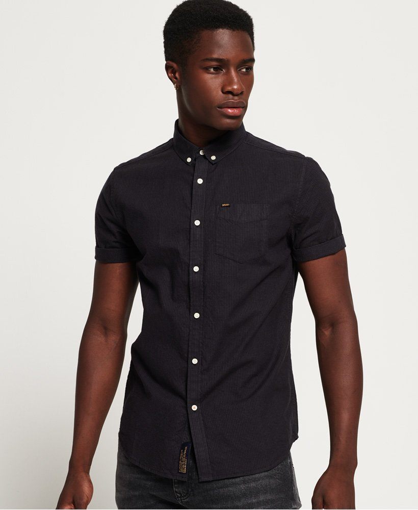 Superdry Ultimate Hounds Short Sleeve Shirt thumbnail 1