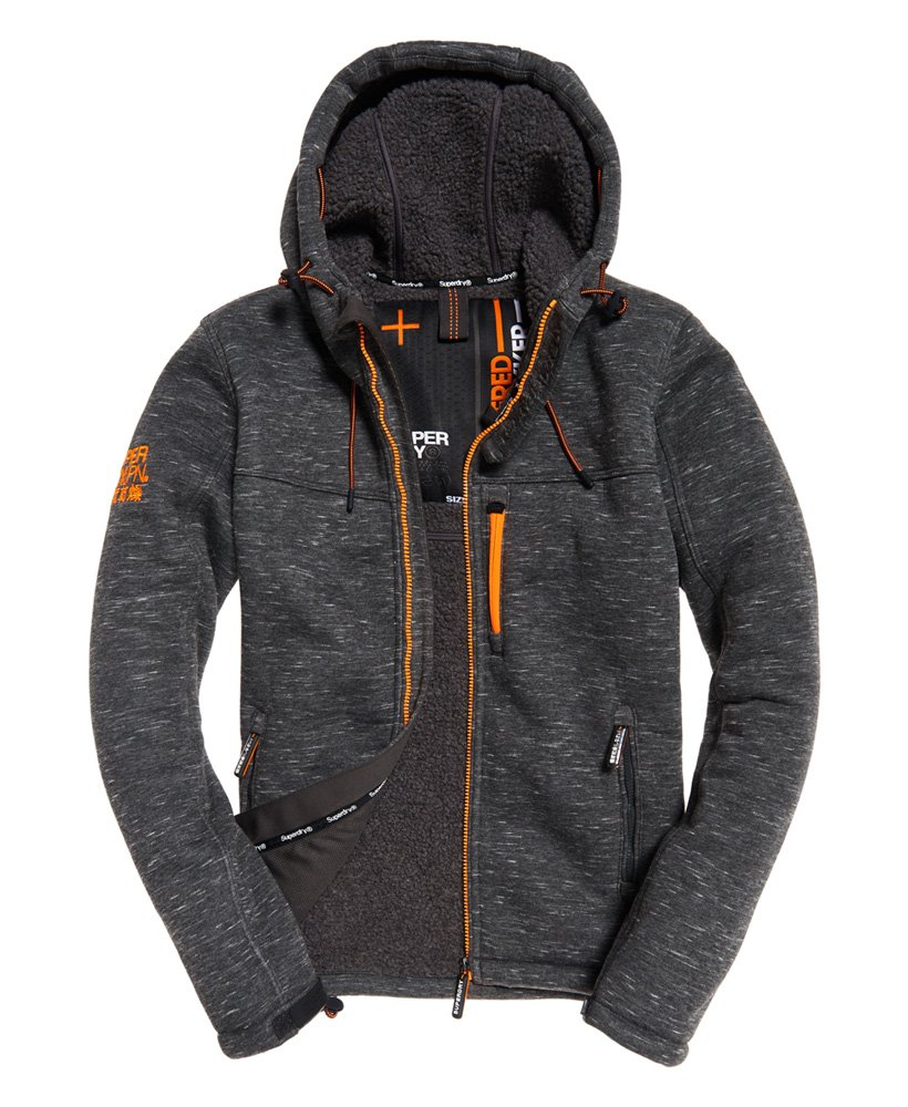 Superdry Winter SD-Windtrekker Jacke mit Kapuze