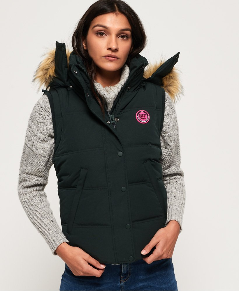 Superdry Rookie Down Gilet thumbnail 1