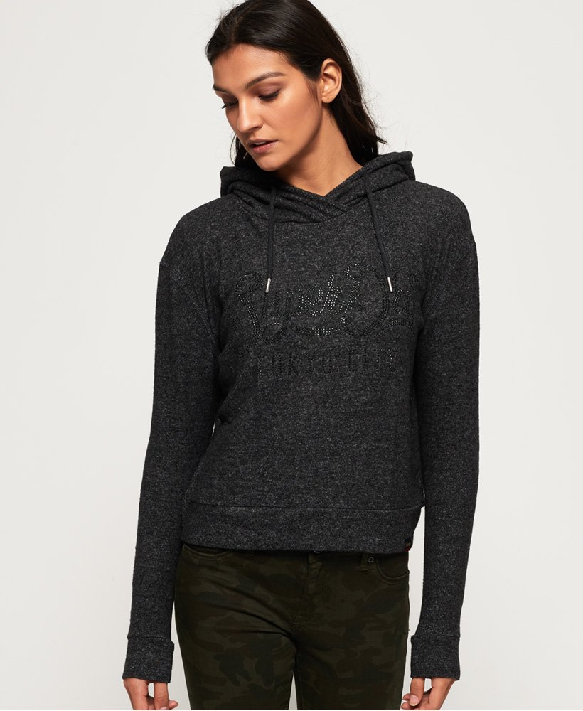 Superdry Enford Hooded Top thumbnail 1