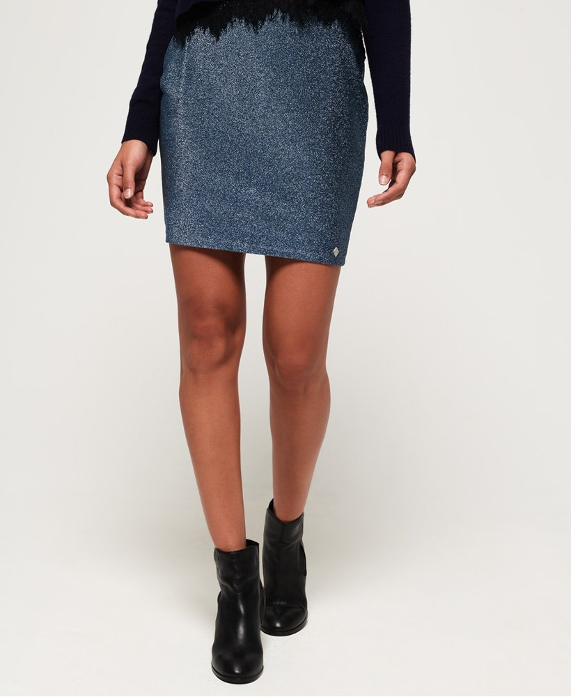 Superdry Mia Shimmer Skirt