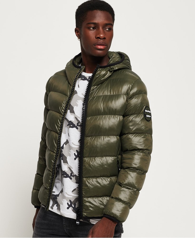 Superdry Crater Padded Jacket thumbnail 1