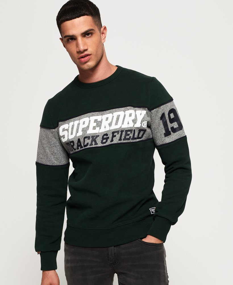 Superdry Triple Drop Track Sweatshirt