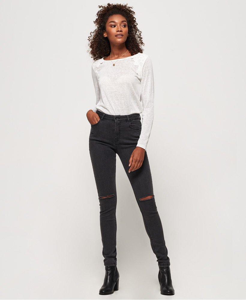 Superdry Sophia High Waist Skinny Jeans thumbnail 1