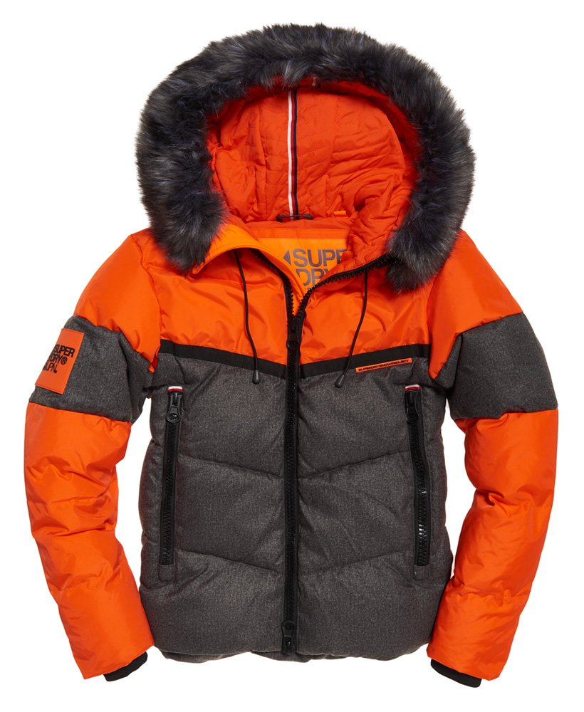 Superdry Veste Emergency Chinook Vestes pour Homme