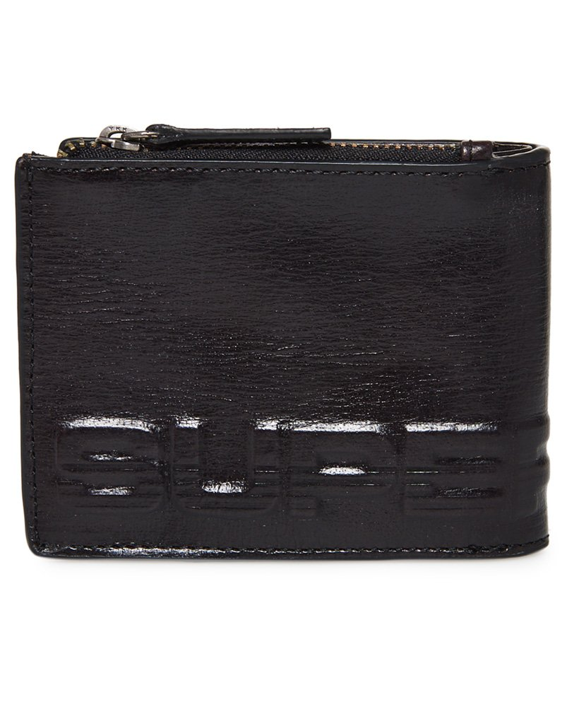 Superdry Profile Leather Wallet In A Tin  thumbnail 1