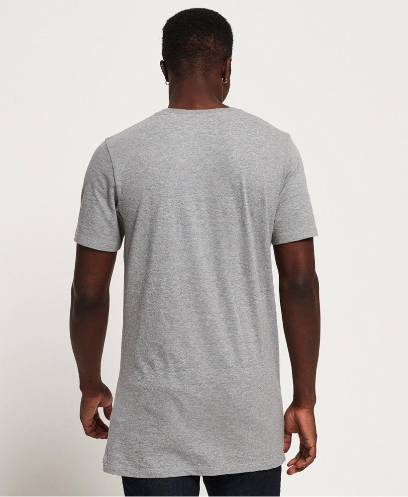 5e5d2a69 Superdry Lang Dry Originals T-shirt med korte ærmer - Herrer T-shirts
