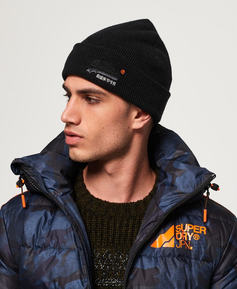 Orange Label Beanie 09e9be4b822