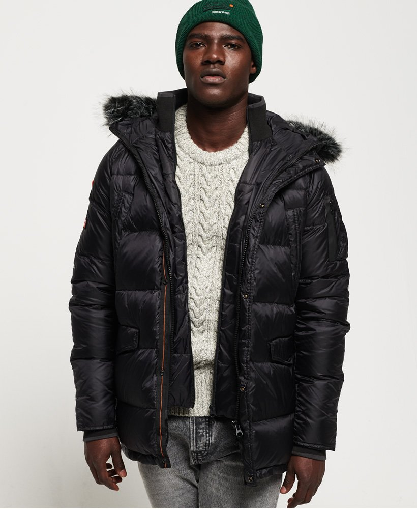 Superdry Down SDX Parka Jacket