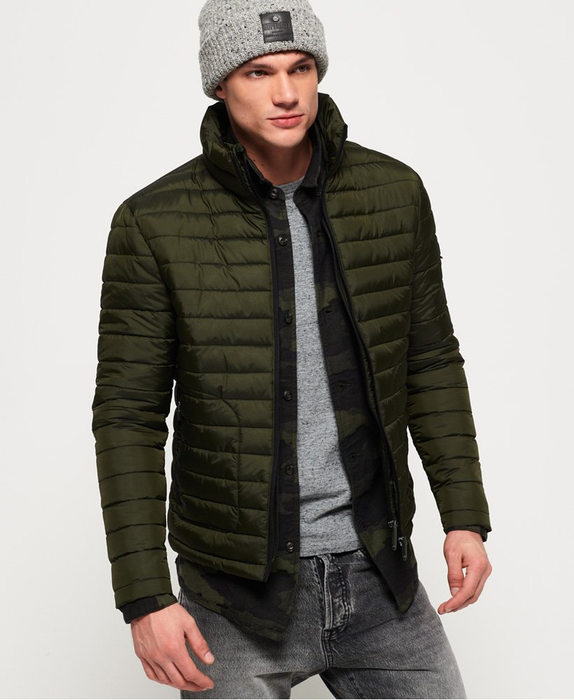 Superdry Fuji Double Zip Jacket thumbnail 1