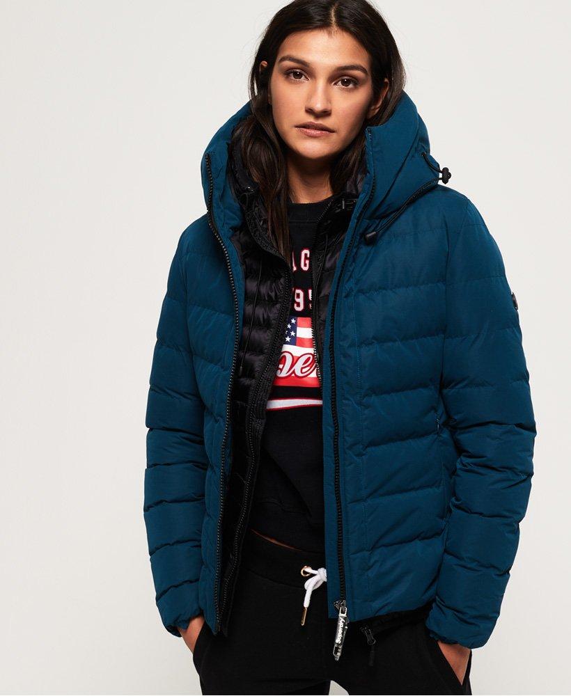 Superdry SDX Arctic jakke med hætte